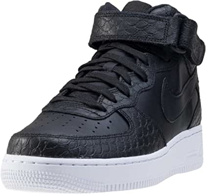 NIKE Chaussures Air Force 1 Mid ´07 Lv8 Blanc 47.5: Amazon