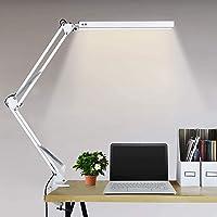 Lampe de Bureau LED 10W Lampe Bureau Table Architecte USB 3 Température de Couleur 10 Luminosité, Fonction Mémoire…