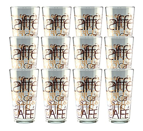 Latte Macchiato Glas Bestseller