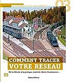 Comment Tracer Votre Réseau - De la Theorie a la Pratique, Materiel, Decor, Fournisseurs...