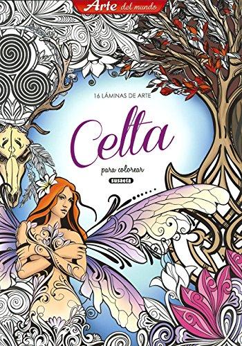 Láminas de arte celta (Arte del mundo)