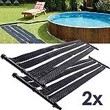 2x Nemaxx SH3000 Solarheater 3 m - Solar-Poolheizung