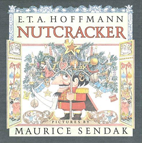 Nutcracker por Ernst Theodor Amadeus Hoffmann