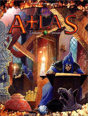 Guildes - La Quête des origines : Atlas du continent, volume second (supplément Monde)