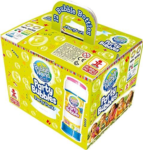 Dulcop 103.592000 - Seifenblasen Party Pack, 12 Flaschen, 60 ml