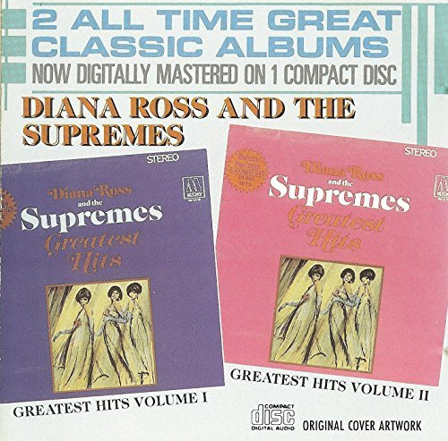 Greatest Hits Volume 1/ Greatest Hits Volume 2 by Diana Ross and the Supremes (1986-08-02)