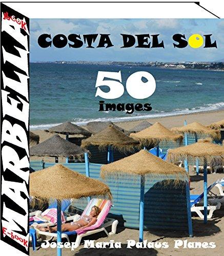 Couverture du livre Costa del Sol: Marbella (50 images)