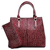 Sac Femme femmes Sacs à main en cuir et sacs à main Mesdames Gros Sacs pour femme...