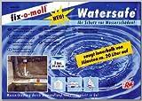 Fix o Moll 2 x Watersafe Wasserschutzsack Schutzsack Entfeuchter Ihr Schutz vor Wasserschäden, Saugt in Minuten bis zu 20 Liter auf