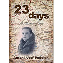 23 Days: A Memoir of 1939