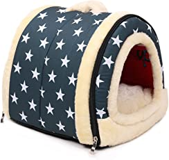 ENKO Hundebetten / Hundehütte / Katzenhöhle / Katzenhaus, Hohe Qualität Indoor Portable Faltbare Hund Zimmer Katzenhöhlen.
