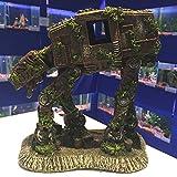 Mezzaluna Gifts - Grande décoration d'aquarium - Robot de l'espace