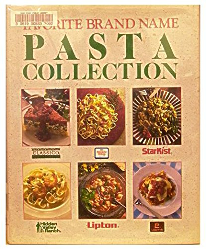 Favorite Brand Name Pasta Collection