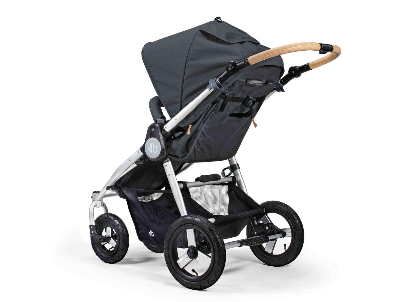 Bumbleride Era Stroller - Dawn Grey Bumbleride  4