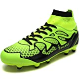 DREAM PAIRS Men's Cleats Football Boots Soccer Shoes