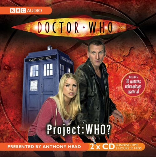 Doctor Who, Project Who? (BBC Audio)