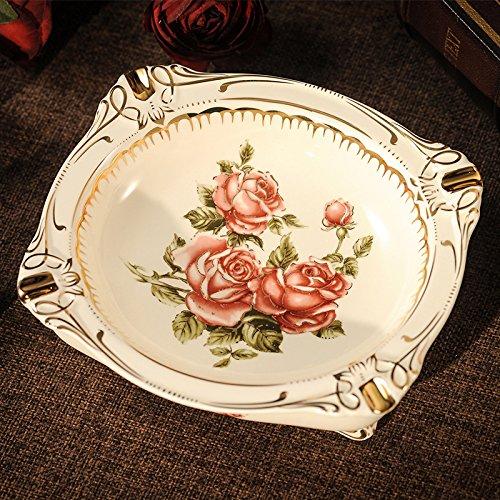 Cenicero cerámica Gran moda Personalidad creativa
