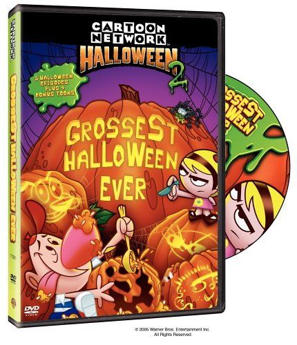 (Cartoon Network Halloween 2 - Grossest Halloween Ever)