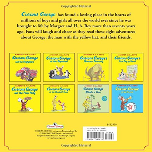 Image of Curious George Stories to Share (Curious George (Houghton Mifflin))