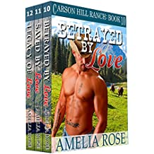 Carson Hill Ranch Box Set - Books 10 - 12 (Contemporary Cowboy Romance)
