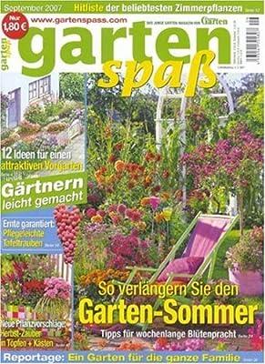 Gartenspaß - Das junge Praxis-Magazin [Jahresabo]