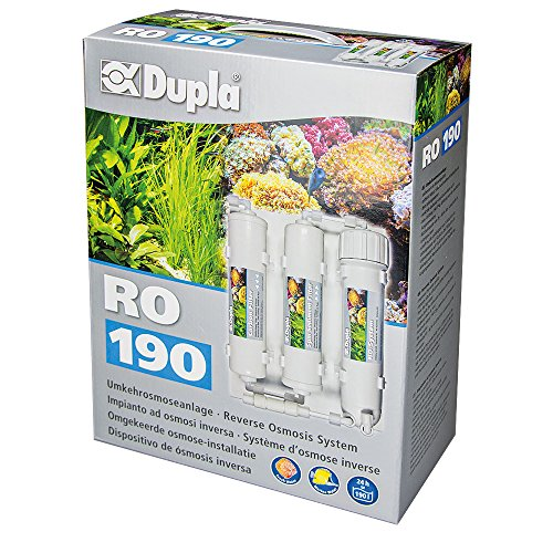 Dupla 80555 RO 190 Umkehr Osmose Anlage
