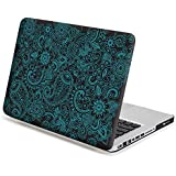 Gmyle Hard Case Print Frosted (Paisley Pattern) for 13 inch MacBook Pro - Paisley