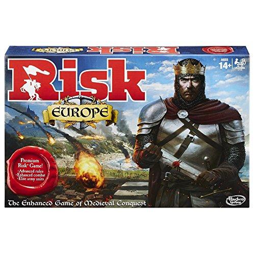 Hasbro HASB7409 Risk Europe Juego de Tablero