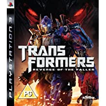 [Import Anglais]Transformers 2 Revenge Of The Fallen Game PS3