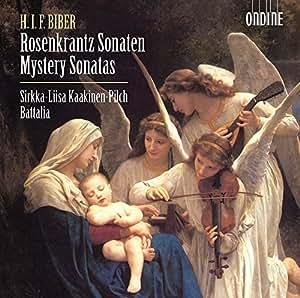 Biber: Mystery Sonatas [Sirkka-Liisa Kaakinen-Pilch, Battalia] [Ondine: ODE 1243-2]