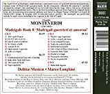 Madrigaux/Livre VIII/Madrigali Guerrieri et Amorosi
