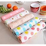 Maharsh Printing Antibacterial Cabinet Plastic Foam Household Wardrobe Moisture Drawer Pad Waterproof Non-Slip Paper…