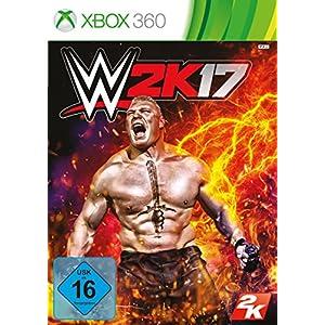 WWE 2K17 – [Xbox 360]