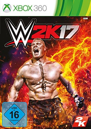 WWE 2K17 - [Xbox 360] (Sport-spiele 360 Xbox)