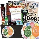 60. Geburtstag | Geschenke für Männer | Geschenkbox für den Mann mit Kondomen, Bier und vielem mehr