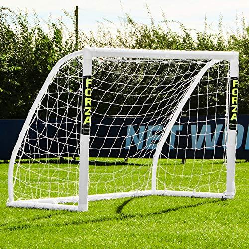 FORZA Fußballtore - die komplette Reihe - Tore mit einem Sperrsystem, Match Tore und Steel42 Tore