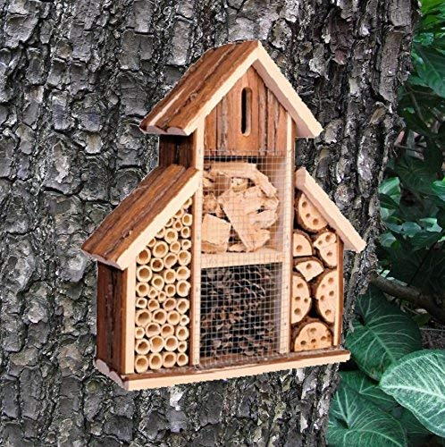 Heritage Fix On, casetta in legno da giardino per insetti, api e coccinelle, 2630