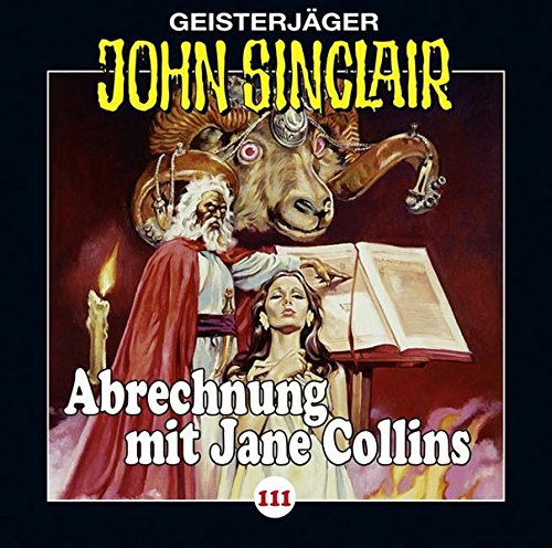 John Sinclair (111) Abrechnung mit Jane Collins - Lübbe Audio 2016