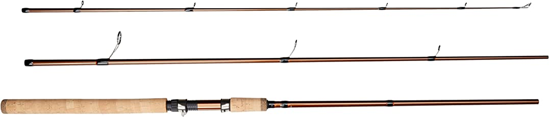 Okuma SST Graphite 3 & 4 Piece Travel Rods w/ Cordura Rod Tube