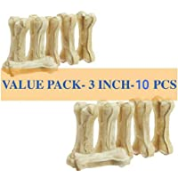 MS Pet House™ 3 Inches (Pack of 10 Bones)