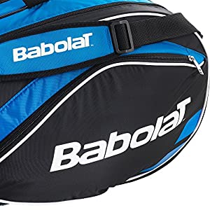 BABOLAT Club Line Cart Bags Racket Holder X6 Review 2018 by Babolat