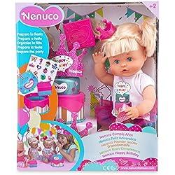 Nenuco - Cumple Años, Multicolor, (Famosa 700014047)