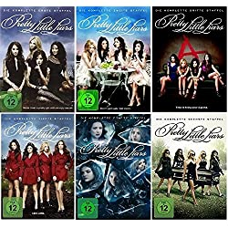 Pretty Little Liars Staffel 1+2+3+4+5+6 (1-6) DVD Set