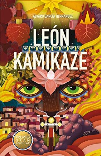 León Kamikaze (Gran Angular) por Álvaro García Hernández
