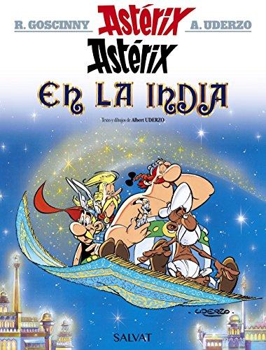 Astérix en la India par Albert Uderzo