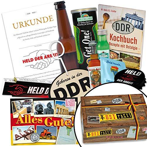 DDR Männer - Box / Geschenke Geburtstag für Männer / Geburtstagsgeschenk