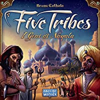 Asterion 8840–Five Tribes, édition italienne