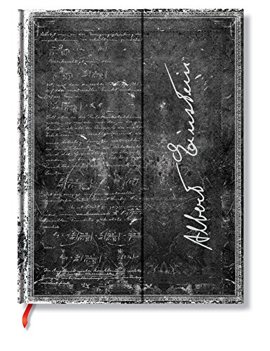 Albert Einstein, Special Theory of Relativity Ultra Grid Journal (Embellished Manuscripts) par From Paperblanks