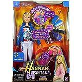 Jakks Pacific Year 2008 Disney Hannah Montana Series 11 Inch Electronic Doll - POP STAR MAKEOVER Han