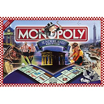 Sunderland afc monopoly